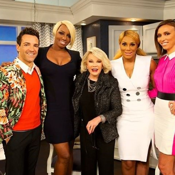 @tamarbraxtonher @NeNeLeakes Stop By Fashion Police
