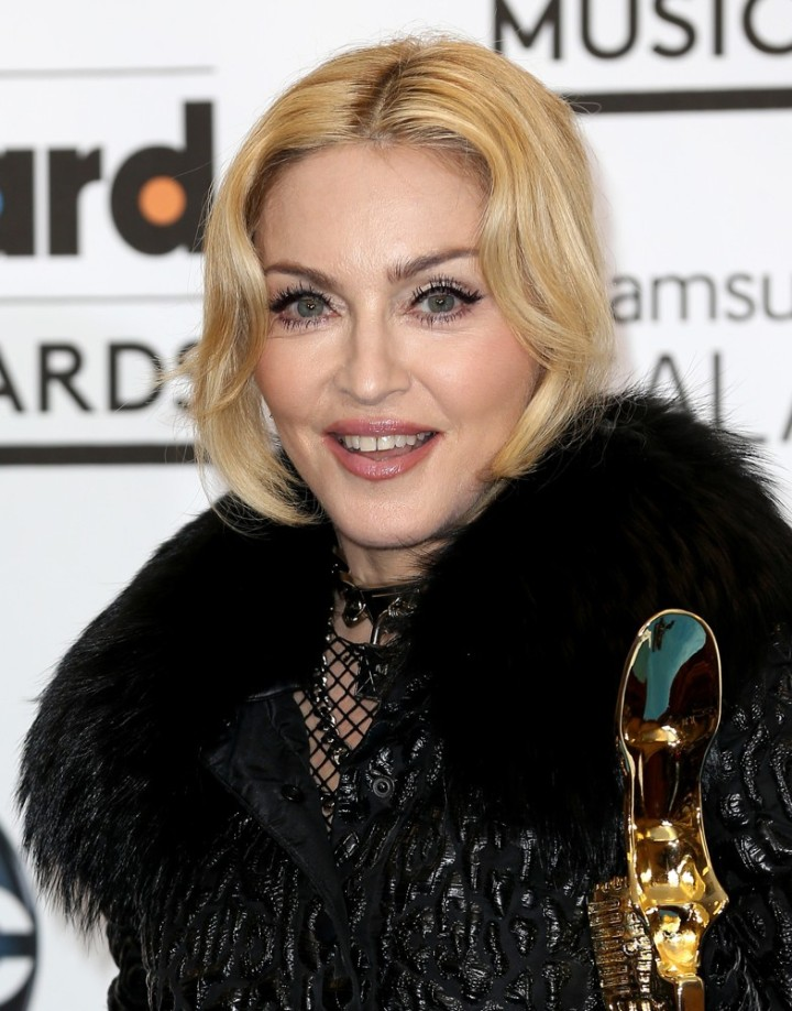 Happy Birthday Madonna, The Material Girl Is 55 Today (or 60 depending on the source)