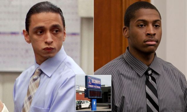 Two Men Get Decades To Life In Gang Rape Outside Northern California School Dance