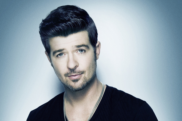 Robin Thicke Sues Marvin Gaye's Family To Protect 'Blurred Lines'