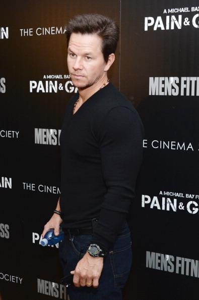 "Cinema Society Screening Of ""Pain And Gain"" - Arrivals"