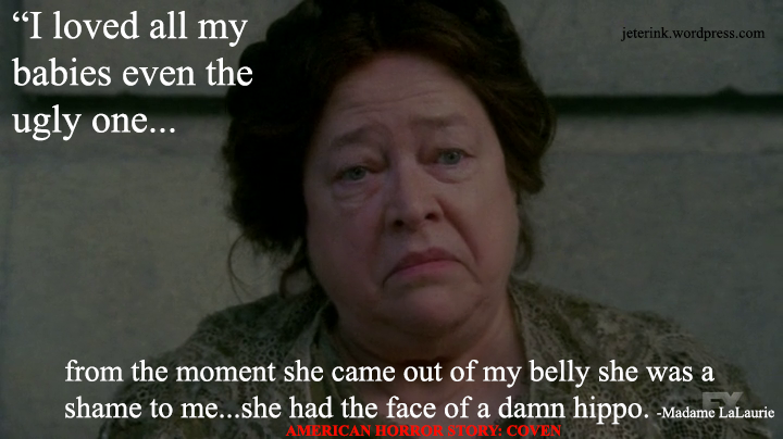 American Horror Story: Coven (the best show on TV besides #Scandal)